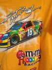 KYLE BUSCH 2014 'ELECTRIC'  T SHIRT MEDIUM - 2XL BRAND NEW DESIGN
