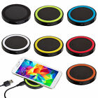 nexus samsung - QI Wireless Charging Charger Pad For iPhone Samsung Galaxy S5 LG Nexus Nokia
