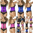 Moldeate 8026 8031 Waist Cincher Corset for Gym/Fitness/Workout/Sports Latex