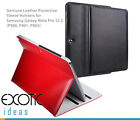 Samsung Galaxy Note Pro 12.2 Thin Slim Leather Smart Cover + Bluetooth Keyboard