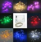 BULK 3M 30 LED  Xmas PARTY WEDDING STRING FAIRY LIGHTS LAMP BATTERY OPERATED