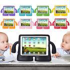 Great 3D Cartoon Kids Friendly Soft Foam Cover Case Perfect for iPad 4 3 2