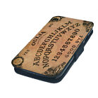 Ouija Board Printed Faux Leather Flip Phone Cover Case