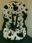 COSY-LOU car seat covers, to fit britax, maxi cosi, Free harness pads, Padded.