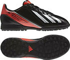 Adidas F5 TRX TF J (G95026) Boys Football Shoe (B-Grade) Black/White/Red