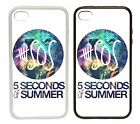 Five Seconds of Summer Printed Rubber and Plastic Phone Cover Case