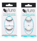 Eylure Pre glued false eyelashes Natural lashes cheap! 4 designs available