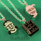 FUNKY HALLOWEEN STYLE NECKLACE FUN RETRO NOVELTY KITSCH SPOOKY SCARY FANCY DRESS