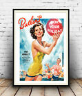 Butlins  : Vintage Holiday advertising  poster reproduction