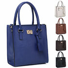 Fashion Women PU Leather Handbag Shoulder Bag Cross Body Bag Messenger Tote Bag