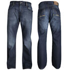 Mish Mash 1988 Pistol Mens Straight Jeans Dark Wash