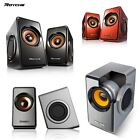 ROYCHE MR-1200 USB Powered 2CH 3D Dynamic mini Stereo Speaker for Laptop Desktop