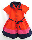 Tommy Hilfiger Baby-infant - Girls   Charlotte S/S  Casual/Party  Shirt  Dress