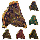 Unusual Hippy Hippie Festival Genie Aladdin Harem Pants Trousers Many Colours
