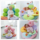 NEW Baby inflatable Seat Baby Play Mat Baby Game Pad Blossom Farm Sit Me Up Cosy
