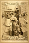 Photo Print Vintage Poster: Stage Theatre Flyer Comedy Musical Miscellaneous 024