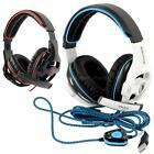Sades SA-903 Stereo Sound Headband Headphone Gaming Headset with Microphone FHRG
