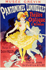 Photo Printed Poster Musee Grevin Pantomimes Lumineuses Theatre Optique E Reynau