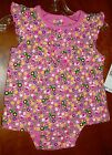 John Deere infant girls one-piece dress w/attached shorts w/snap closure