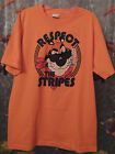 Kellogg's Frosted Flakes Tony The Tiger Mens XL T-Shirt NWT ~Respect The Stripes