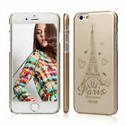Ultra Thin Luxury Gold Cartoon Hard Plastic Case Cover for Apple iPhone 6 4.7""