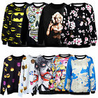 Women Mens 3D T-shirt Sweater Sweatshirt Hoodie Pullover Tops Tracksuit Jumpers