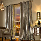 Kylie Minogue iliana Praline Ready made Eyelet Lined Curtains