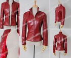 Who Purchase Doctor Costume Red Leather Jacket Well Designde Daily Wear Cosplay