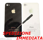 Back Cover per Apple Iphone 4 4s copri batteria posteriore scocca come ORIGINALE