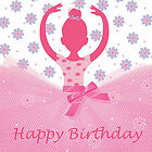 Ballerina Dance Ballet Girls Birthday Party Napkins for 16, 32, 48 & 64 Guests!