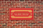 1978 Dodge Lil Red Express Truck Garage Shop Banner Tribute Mopar