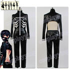 Tokyo Ghoul COSplay Costume Ken Kaneki Uniform Coverall Outfit Jumpsuit Overall