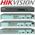 HIKVision DS-7200HVI-SV 4 8 16 Channel 960H HD 1080p HDMI CCTV DVR Hard Drive