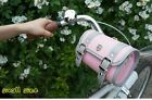 Pink Bag Bike Cycle Saddle Hadle Classic Another Leather Tool Kit Pouch