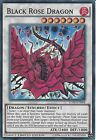 YU-GI-OH: BLACK ROSE DRAGON - ULTRA RARE - LC05-EN004 - LIMITED EDITION