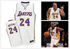 Hot Laker Basketball SW Swingman Kobe Howard Jersey Revolution Kit Vest Souvenir