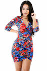 Floral Base Dress Casual Cocktail Party Popular Fashion Women giti online