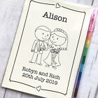 A6 Personalised Childrens Wedding Activity Book Favour Gift Party Bag Pack