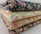 SB Corduroy S Roses 100% Cotton Fabric babycord needlecord per metre