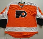 Philadelphia Flyers Orange Reebok EDGE Authentic NHL Hockey Jersey NEW Size 60