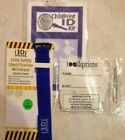 CHILD / ADULT SAFETY ID KIT, TOOTHPRINT, FINGERPRINT, WRISTBAND, DNA SAMPLE CARD