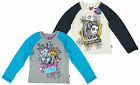 Girl's Monster High Freaky Fab Sparks Fly Sweatshirt Top  8 10 12 14 Yrs NEW