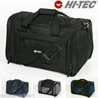 HI-TEC Bag Sports School Overnight Holdall Black Grey Navy Boy Girl Men Ladies
