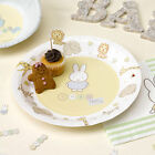 Miffy Baby Shower Christening First 1st Birthday Party Tableware Plates Cups etc