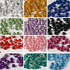 Crystal Flat Back Rhinestones Diamante Gems for Nail Art Crafts 2mm Pack of 1000