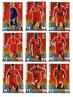 Match Attax 2014/15 Trading Cards (Liverpool-Base) 146-162