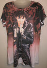 Elvis Presley Women's Plus Large Graphic T-shirt Brand New! 12 Unique Designs!
