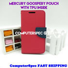 Apple iPhone 5 5S 6 6Plus  Mercury Goosperry Fancy Diary Casing Case Pouch