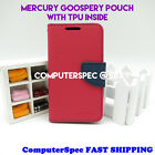 Vivo X3S & Y22 Mercury Goosperry Fancy Diary Casing Case Pouch