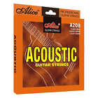 1 x sets ACOUSTIC GUITAR STRINGS steel choose LIGHT or CUSTOM LIGHT 11s or 12s